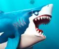 כריש רעב: הזירה