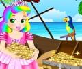 הנסיכה ג'ולייט באי המטמון