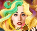 השיער החדש של ליידי גאגא