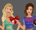 מעצבת אופנה: חליפת חג האהבה